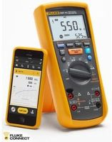 Fast arrival New!!! Fluke F1587 FC 2 in 1 Insulation Tester Multimeter With FC Connect function