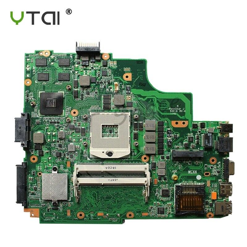 K43SD motherboard REV 4 1 GT610M 2G for ASUS K43SD K43E P43E A43E K43SV K43 Laptop