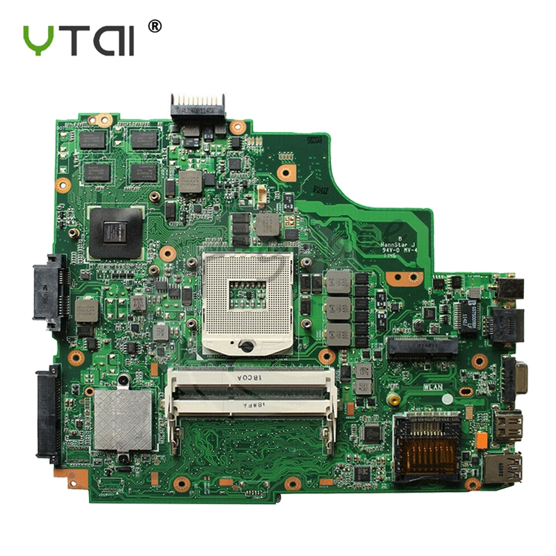 K43SD motherboard REV:4.1 GT610M 2G  for ASUS K43SD K43E P43E A43E K43SV K43 Laptop motherboard 100% tested intactK43SD motherboard REV:4.1 GT610M 2G  for ASUS K43SD K43E P43E A43E K43SV K43 Laptop motherboard 100% tested intact
