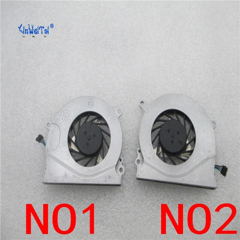 USED A1211 fan for Apple MacBook Pro 15 A1226 cooler A1260 A1211 fan KDB04505HA, Genuine ...