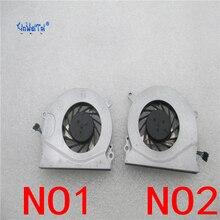 USED A1211 fan for Apple MacBook Pro 15″ A1226 cooler A1260 A1211 fan KDB04505HA, Genuine A1226 A1260 laptop cpu cooling fan
