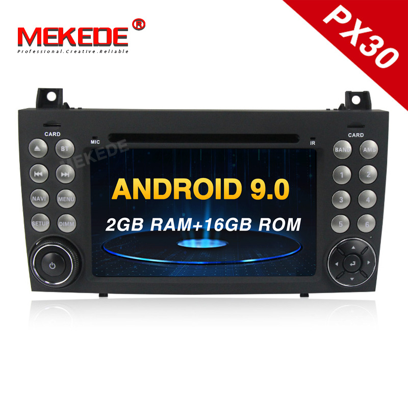 New arrival PX30 Quad Core Android 9 0 car GPS navigation dvd player Radio Stereo for
