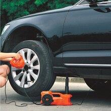Jack обслуживание воздушный насос ключ многофункциональный электрический автомобиль авто инструменты в