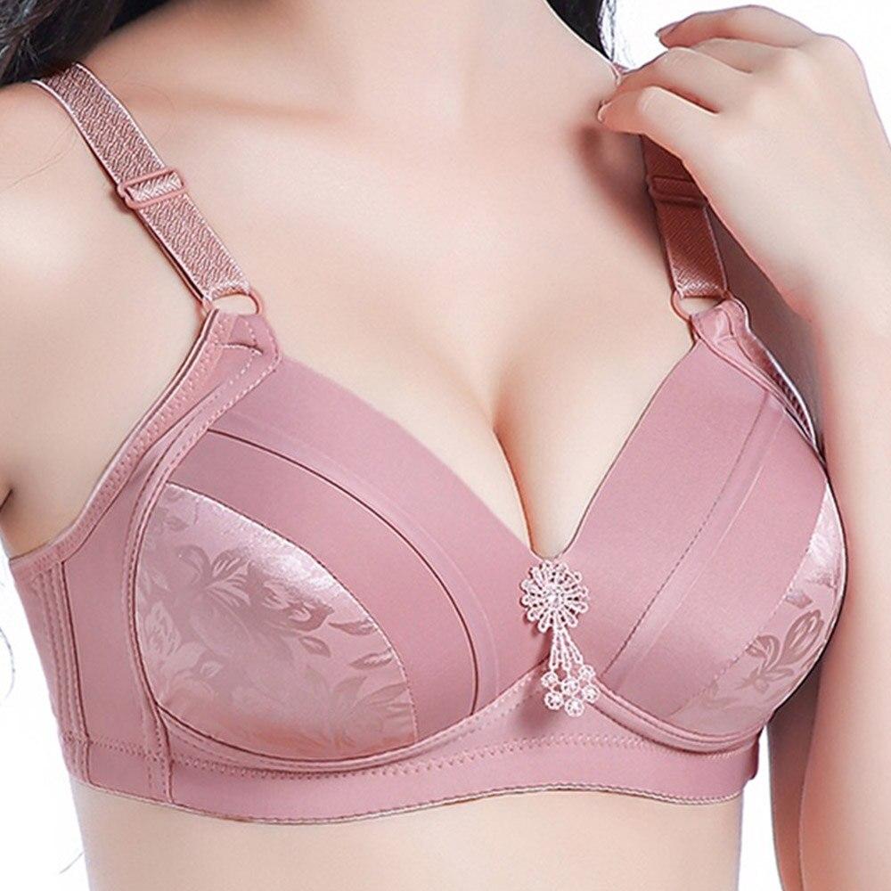 Bhs Für Frauen Wireless Damen Bhs Einstellbare Licht Gepolsterte Bralette Unterwäsche Chainless Sexy Dessous Bh Top Aa A B Tasse Bh & Slip Sets