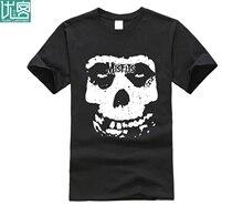2019 new menn shirt Unisex Men Women The Misfits Tanktop shirts