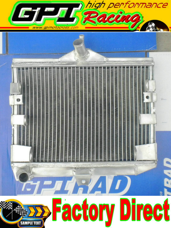 Gpi Aluminum Racing Radiator For Yamaha V-max/vmax Vmx1200 Vmx12 1985-2007 2006 2005 2004 2003 2002 2001 2000 1999 1997 1996 Structural Disabilities Back To Search Resultshome