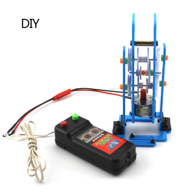 DIY STEM Toys for Children Physical Scientific Experiment Creativity Learning Educational Toy DIY Solar Robot Birthday Gift