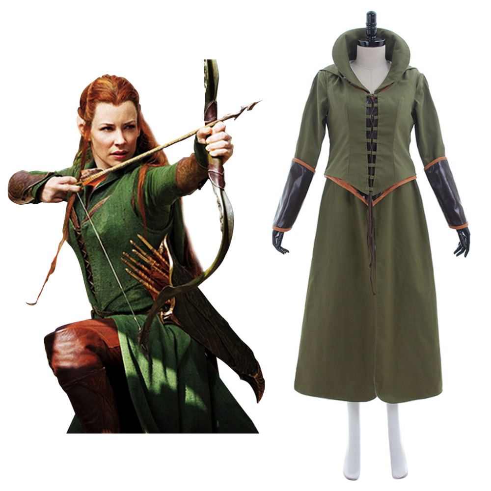 The Hobbit Tauriel Adult Costume