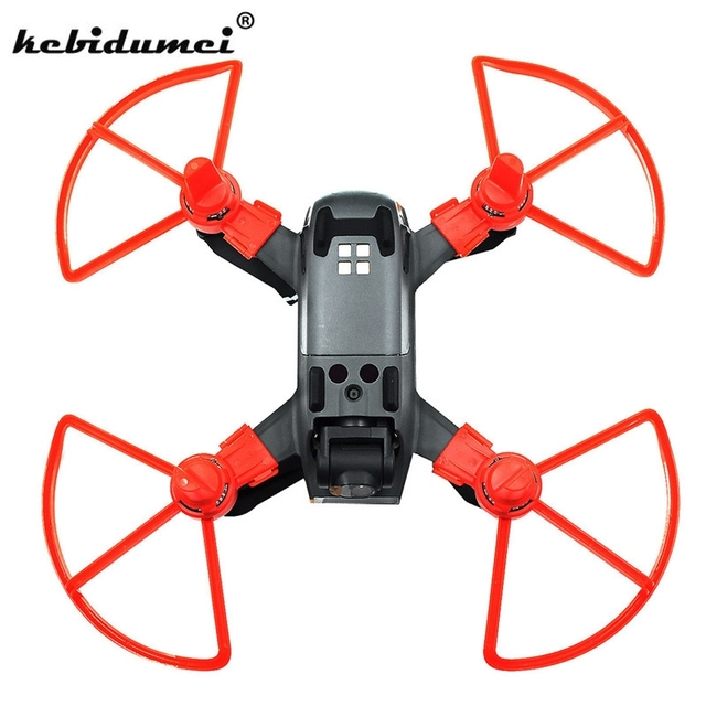 New High Quality 4Pcs Propeller Guards Landing Gear Legs Protection Kit For DJI SPARK