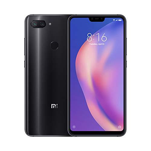 Legend Coupon Xiaomi-Mi-8-Lite-Global-Version-Band-4G-LTE-WiFi-Dual-SIM-internal-128-GB-de Smart phone