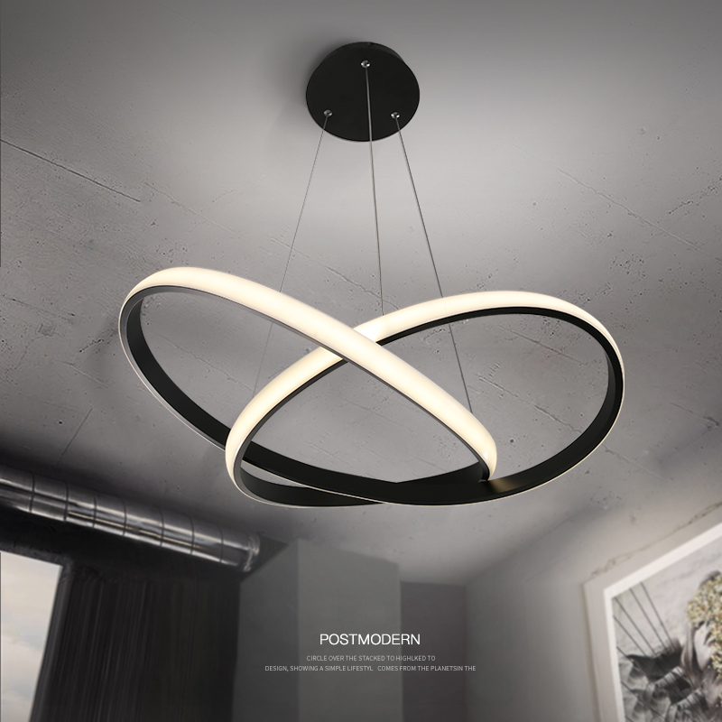 Modern LED Pendant chandelier lights lamp for dinningroom Kitchen Light lampadario moderno Lustre Chandelier Lighting AC85-265V