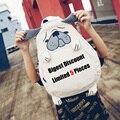 Вельвет Высокое Качество Школьные Сумки Для подростков Зимние Мягкие Рюкзаки Девушки Infantil Mochilas Escolares Femininas Adolescentes