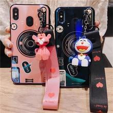 Cámara Retro 3D juguete de soporte cajas del teléfono para Huawei Mate 20 pro 10 Lite Mate 9 10 Y6 Y5 Y9 2019 Y7 PRO 2018 P suave de caso