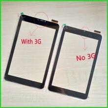 """Negro Nueva 8 """"de Pantalla Táctil de Cristal Digitalizador Para CUBE TALK8X Tablet PC (P/N: XC-PG0800-012B-A1-FPC)"""