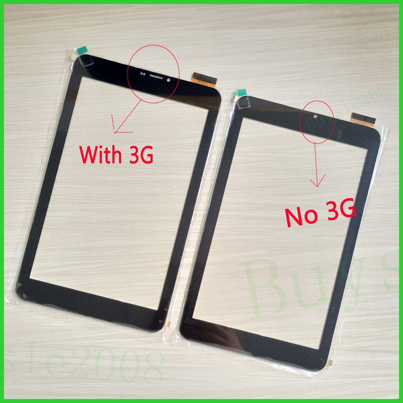 XC-PG0800-012B-A1-FPC OEM Compatible with CUBE U27GTS Talk8 Touch Screen