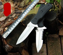 Stainless Steel Fixed Knife 7CR13 Blade G10 Handle Straight Camping Tactical Knives Outdoor Survival Utility Tools Hunting