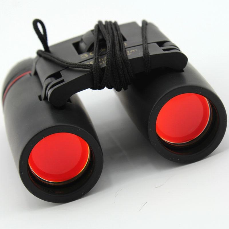 Promociones! día Binocular Night telescopio Binocular plegable 30 x 60 30 x 60 126 M / 1000 M envío gratis