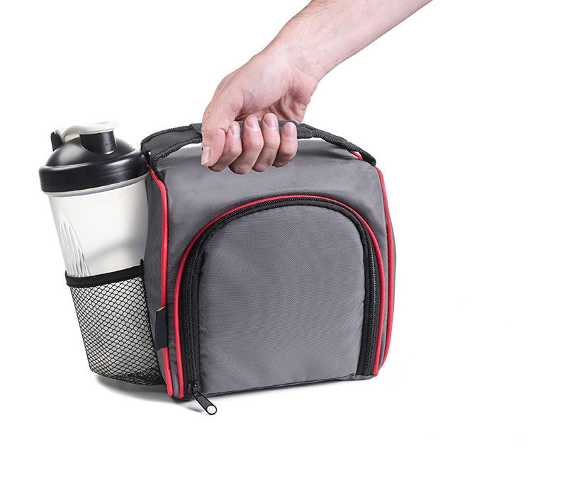 Waterproof-jaxx-Picnic-lunch-bag-ice-bag-lunch-box-cool-fit-bag-insulated-Portable-Fabric-Thermal
