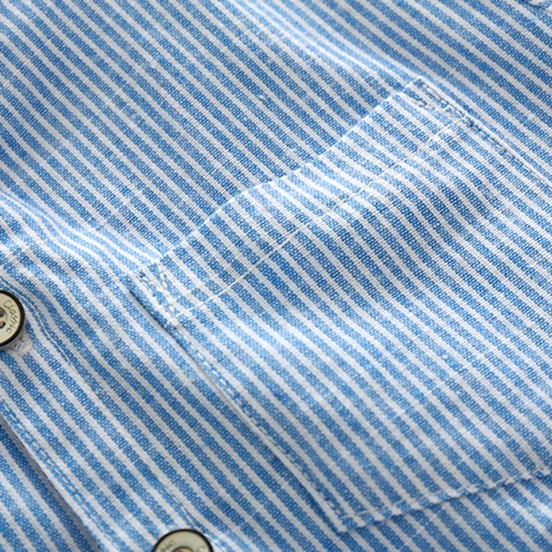 Modna odzież dziecięca wiosna bawełna bluzka koszula chłopięca - Ubrania dziecięce - Zdjęcie 5