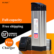48V 10AH,12AH,15AH,18AH Lithium ion Rechargeable battery for e-bikes Power Source (FREE charger)