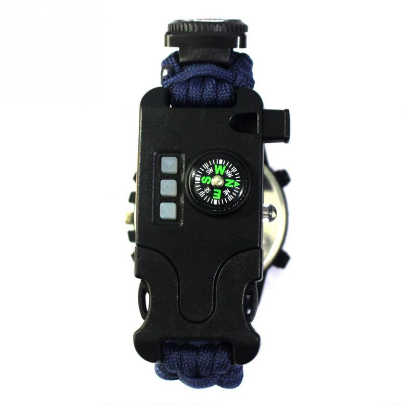 aeProduct.getSubject()  EDC Tactical multi Outside Tenting survival bracelet watch compass Rescue Rope paracord gear Instruments package HTB1QMHNFqSWBuNjSsrbxh50mVXa6
