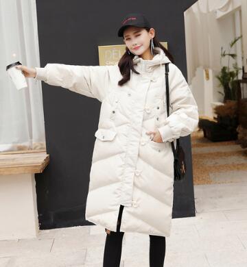 La Rembourré Style Parka Survêtement Noir Qualité Et Rusian Coton Long Manteau Chaud Overcoam228 Épais blanc Taille Top Veste Plus w0HqCnA