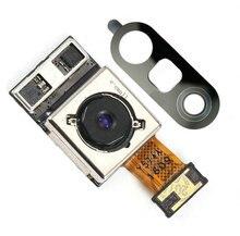 Lg G5 OEM 左側バックリアカメラモジュールカメラレンズカバー交換部品