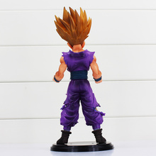 Dragon Ball Z Master Star Piece Super Saiyan Son Gohan PVC Action Figure Model for Collection