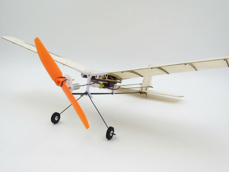 ФОТО Model aircraft  Model plane  DIY kits RC plane support DSM2 light wood