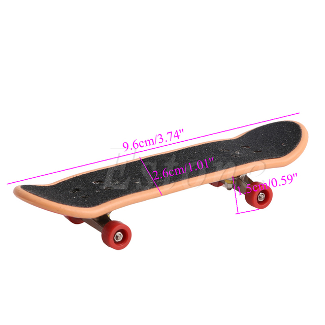 2016 NEW Skate Park Ramp Parts Fingerboard Finger Board  Boys Games Ultimate Parks A-F W15
