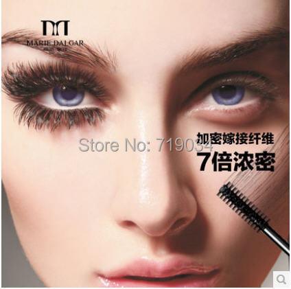 El primer injerto mascara-delgado grueso rizado-resistente al agua y el sudor no está floreciendo de China Estrella especial productos