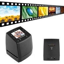 """NEUE 2,4 """"TFT LCD Foto-scanner 35mm Rutsche Film Scanner Converter ihre film in Digitale JPG JPEG-Format"""
