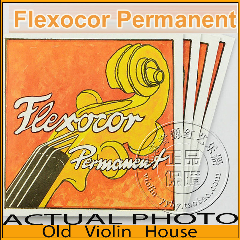 Original Pirastro Flexocor Permanent Violin Strings 4/4  Ball-End  (316020), Full Set  ,made in Germany,Free shipping turbo td04l 49377 04200 14412 aa140 turbocharger for subaru forester impreza 1997 58t ej20 ej205 2 0l 211hp with gaskets pipe