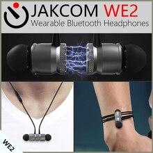 Jakcom WE2 Wearable Bluetooth Fones de Ouvido Bluetooth Novo Produto De Pulseiras Como Pressão Arterial Relógio Pulsera Pulseira de Fitness Mp3 Player