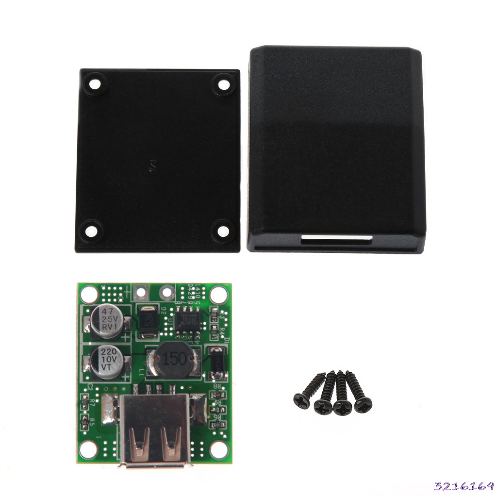 5V 2A Solar Panel Power Bank USB Charge Voltage Controller Regulator High Efficiency Module Accessories 6V 20V Input For Universal Smartphone Power Module
