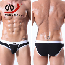 High Quality Mens Briefs Calzoncillos Slip Men Underwear Mens Silk Bikini Ropa Interior Hombre Jockstrap Breathable 2002-SJ