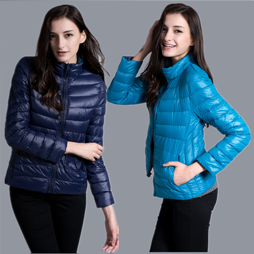 Down     Coat   Female Women's Jacket Winter Jackets About Everything Feathers For Women Mujer Para Shelter   Down     Coat   Female