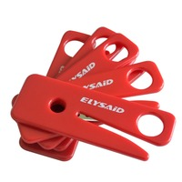 100Pcs Brand New ELYSAID Emergency Safety Seat Belt Cutter Auto Escape Knife Stainless Steel Blade