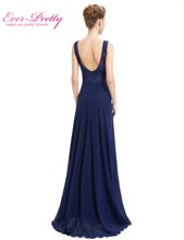 Chiffon  Lace Mother Of The Bride Dress Ever Pretty EP08741NB Elegant A-Line Mother Of The Bride Dress