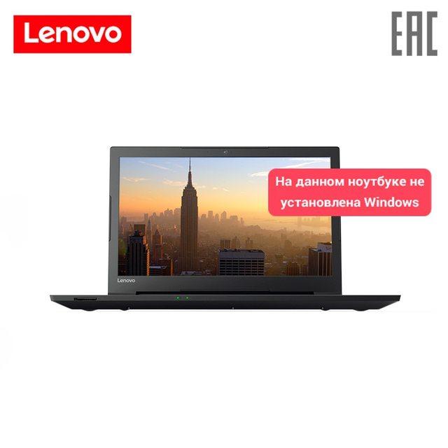 """Ноутбук lenovo V110-15AST 15,6"""" HD, AMD A6-9210, 4 Гб, 500 Гб, DVD-RW, DOS, (80TD003XRK/80TD003XRU)"""