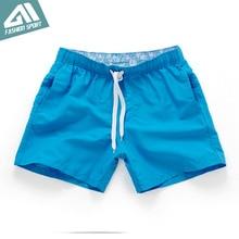 New Summer Sexy Beach Men's Shorts Leisure Sport Running Jogger Shorts Fast Dry Sea Surf Holiday Men's Board Shorts PF55