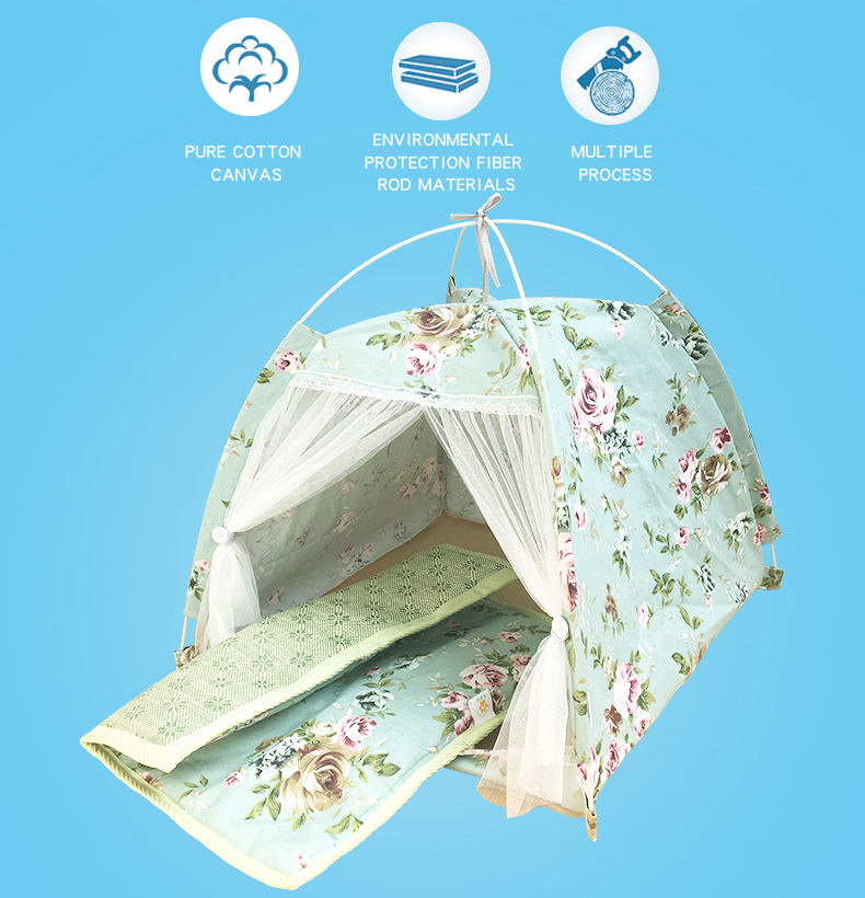 M Portable foldable pet tent playpen outdoor Indoor tent for