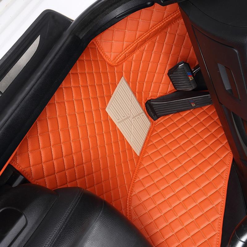 Thick Rubber Car Mats For Volvos40 S60 S80 Xc60 Xc90: HLFNTF Custom Car Floor Mats For Volvo All Model C30 C70