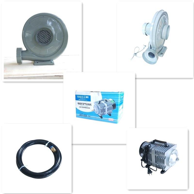 JNHXSK 130 w CNC CO2 laser graveur TS1390 avec système ruida scellé CO2 laser tube longue durée de vie laser gravure et découpeuse - 6