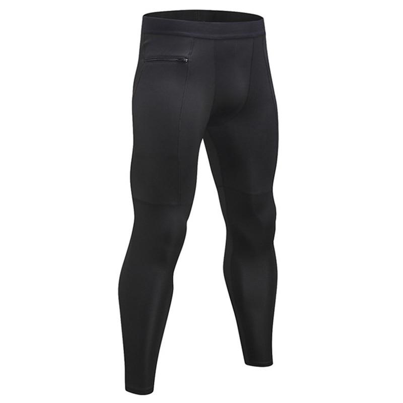 Compression Tights Men Sport Leggings Fitness Men Running Tights Yoga Leggings Men Gym Trousers Sportswear Sports Clothing