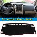 car dashmats car-styling accessories dashboard cover for suzuki Liana Aerio 2001 2002 2003 2004 2005 2006 2007
