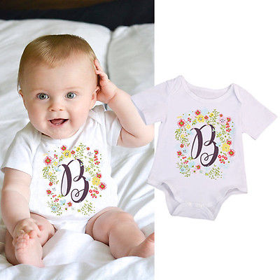 Emmababy Little Big Sister Fit Clothes Age 0-4Y Baby Girls Clothes Flower Bodysuits For Age 0-2Y Tshirt For 6M-3Y Baby Girls Hot