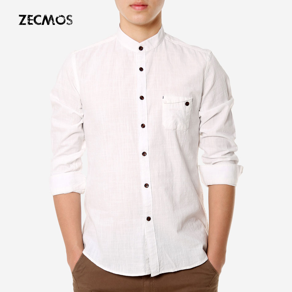 Cheap Mens White Shirts