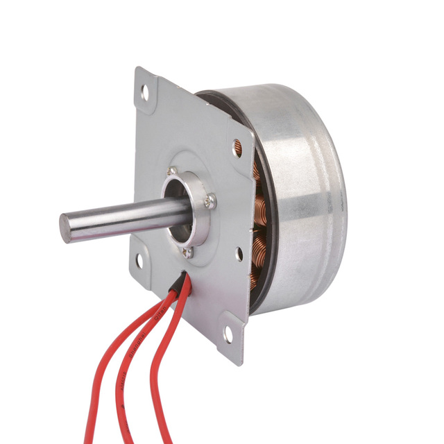 YIMAKER Three-phase AC Permanent Magnet Wind Generator Hand Generator DIY Homemade Used Generator 5