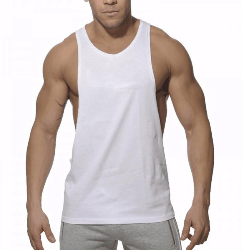 Low Cut T Shirt Mens